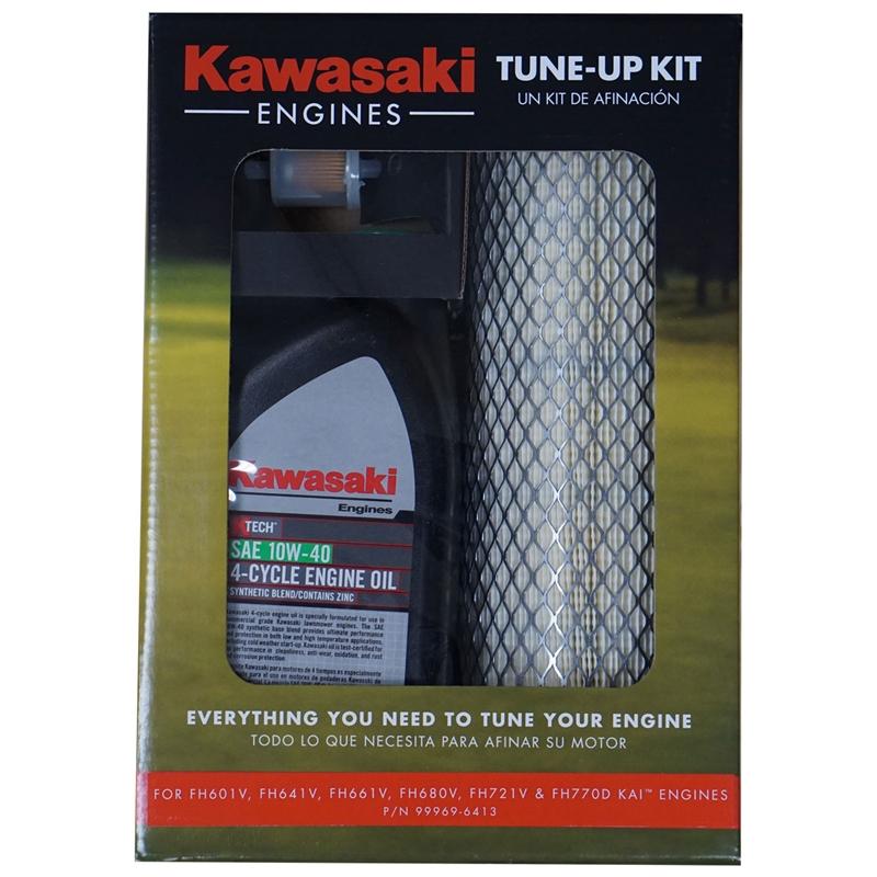 Genuine Kawasaki OEM 99969-6413 Tune Up Kit For FH601V, FH641V, FH661V, on