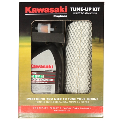 Kawasaki 99969-6419 Tune up kit