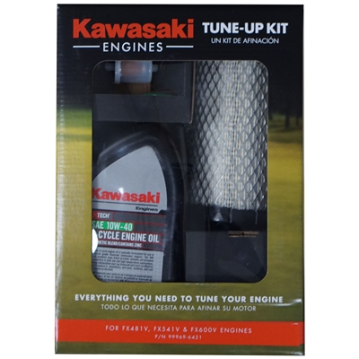 Kawasaki 999696539 Tune Up Kit For FX481V, FX541V & FX600V