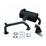 Kawasaki OEM 99999-0415 Muffler Kit, Fuel Pump Side, Fits FS and FX 481V/541V/600V Engine Series
