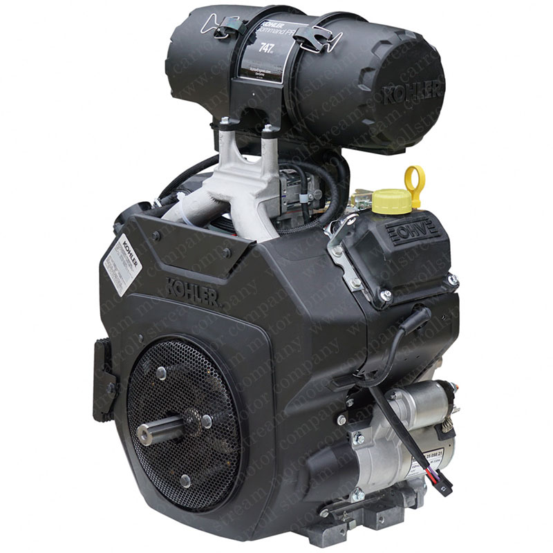 Kohler Ch742 25hp Gas Engine Electric Start Larger Photo Email A Friend