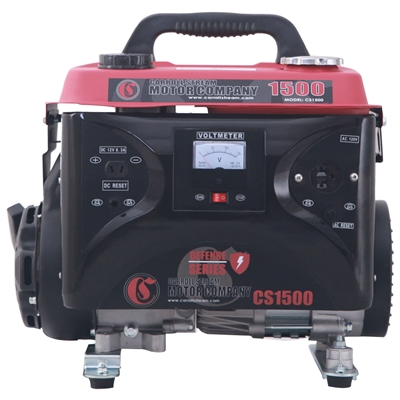 Carroll Stream CS1500 - 1500 Watt  Defense Series Inverter Generator CS1500