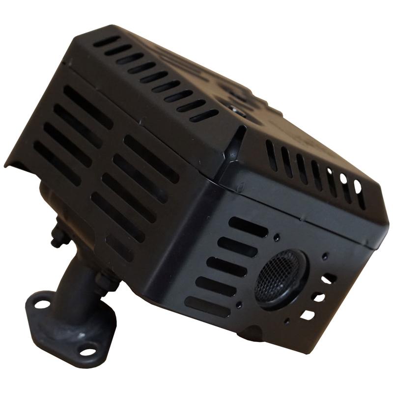 Genuine Carroll Stream Motor Muffler Fits 5 5 & 6 5 HP Also Fits GX160 &  GX200