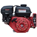 6.5HP 6:1 Gear Reduction Gas Engine Electric Start