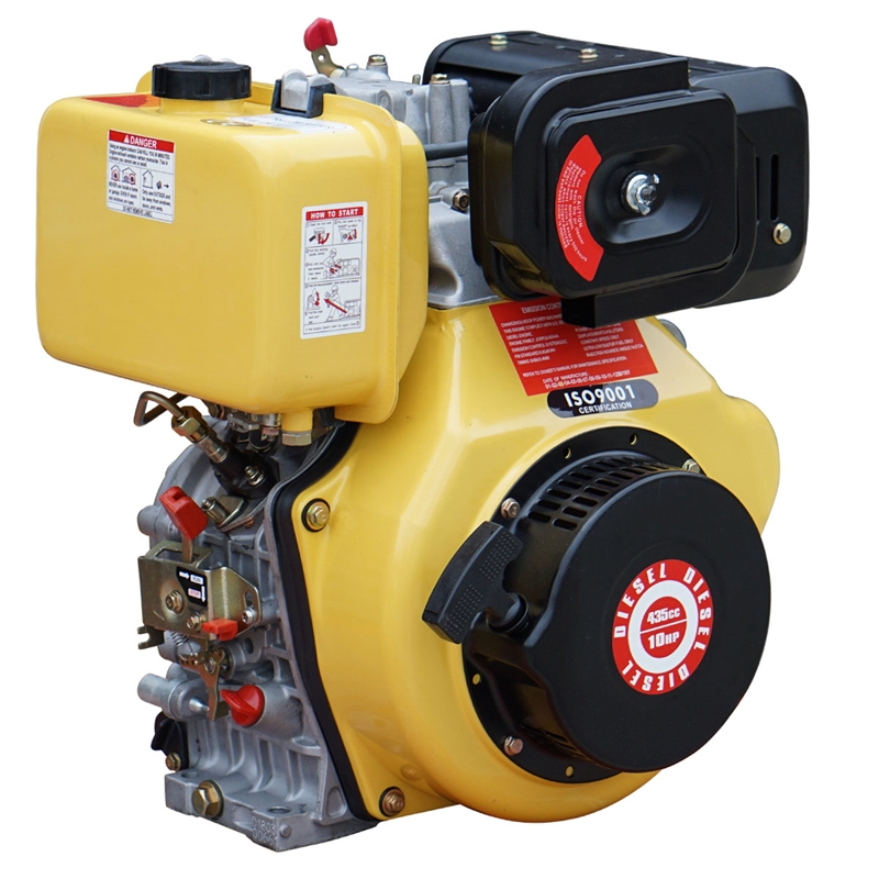 10 HP Diesel Engine With Electric Start 10HP