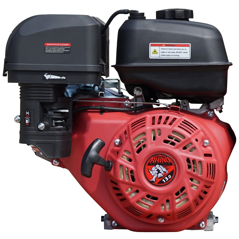 13 HP Gas Engine With Recoil Start (B) 13HP 1