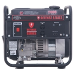 Carroll Stream CS2000 - 1600 Watt  Defense Series Inverter Generator CS2000