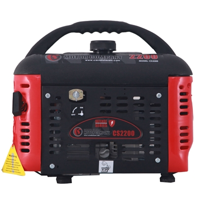 Carroll Stream CS2200 - 2200 Watt  Defense Series Inverter Generator CS2200