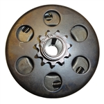 "Clutch 5/8"" Bore 11 Tooth #35 Chain"