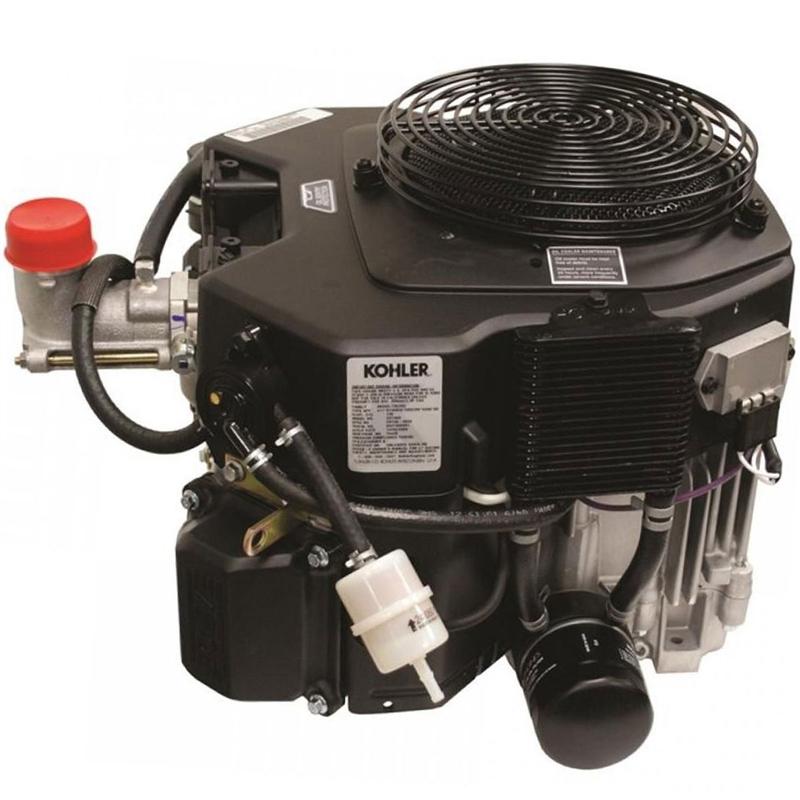 25hp Kohler Cv740 Gas Engine