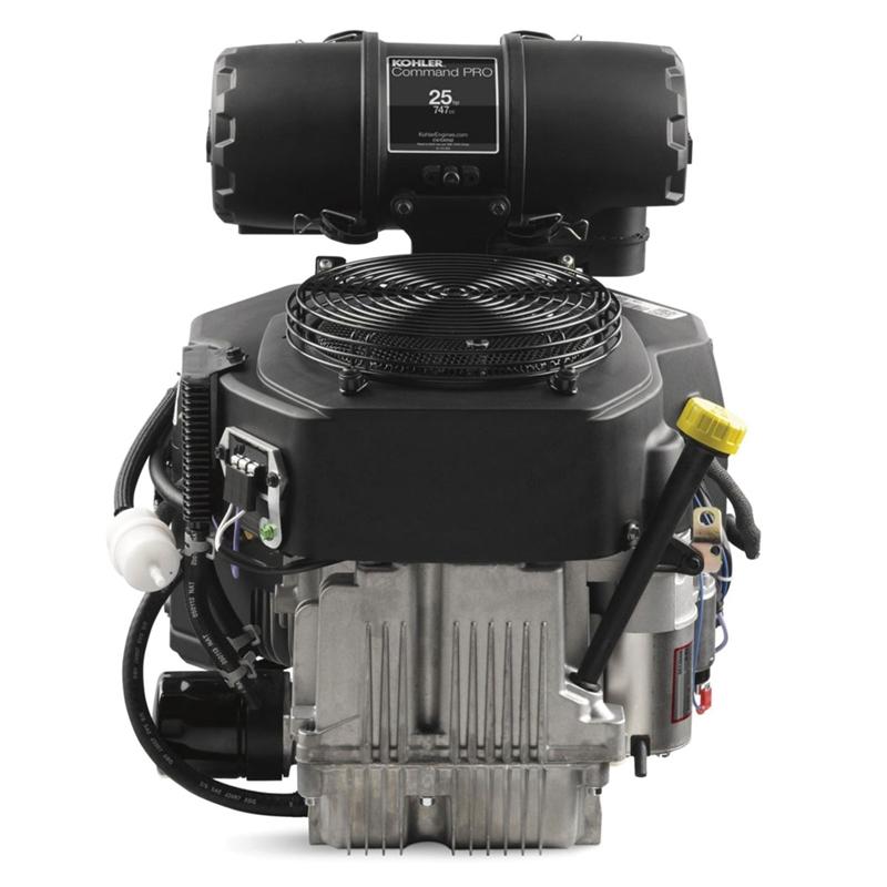 25hp Kohler Cv742 Gas Engine