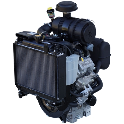 26 HP Gas Engine Electric Start