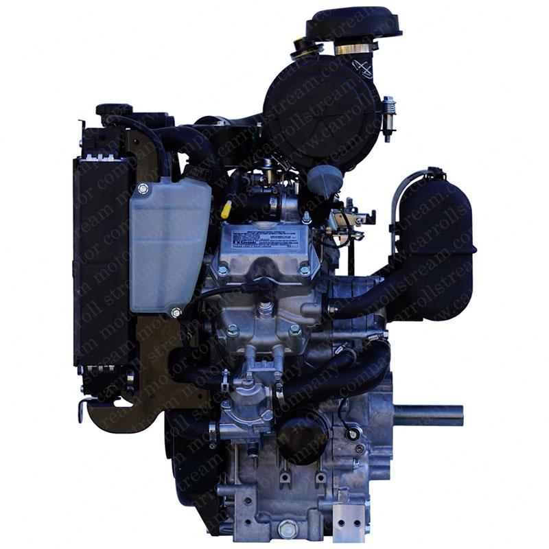 Kawasaki FD791D-S01 26HP Fuel Injected Liquid Cooled Horizontal 1-1/8 x  3-3/4