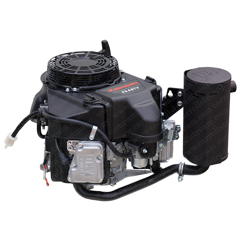 Kawasaki Fs481v 14 5 Hp Engine Carroll Stream Motor