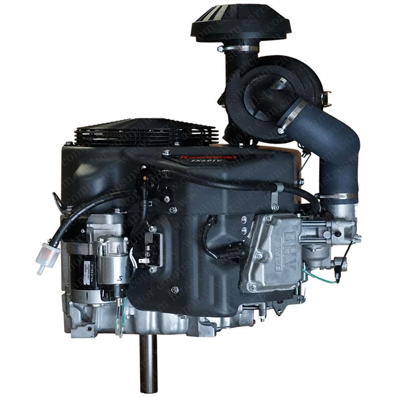 "Kawasaki FX691V-S00 22 HP Vertical 1 1/8"" (28 575mm) X 4-5/16"