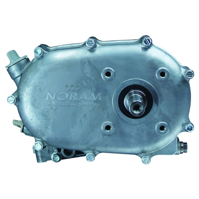 "Noram 2:1 Reduction With Wet Clutch Fits 3/4"" Inch Keyed Shaft GB2-7575"