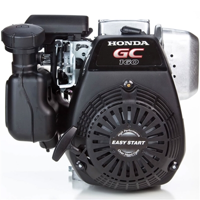 Honda GC160 Gas Engine With Recoil Pull Start
