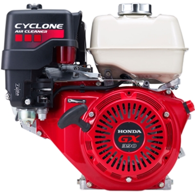 HONDA GX 390 Gas Engine with Recoil Pull Start