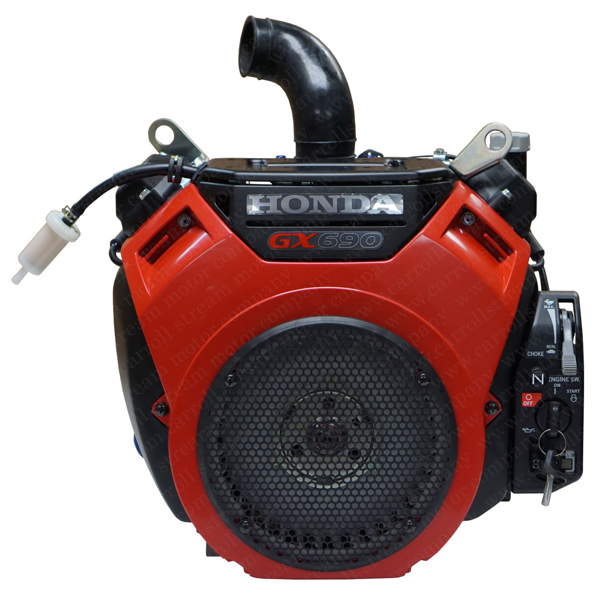 Honda GX690RH-TXF2 Gas Engine Electric start 1 1/8