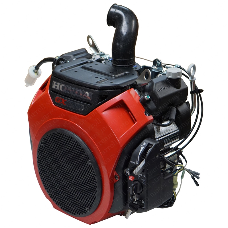 Honda GX690RH-TXF2 Gas Engine Electric start 1 1/8