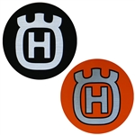 "Husqvarna Sticker 3 3/4"" Diameter"