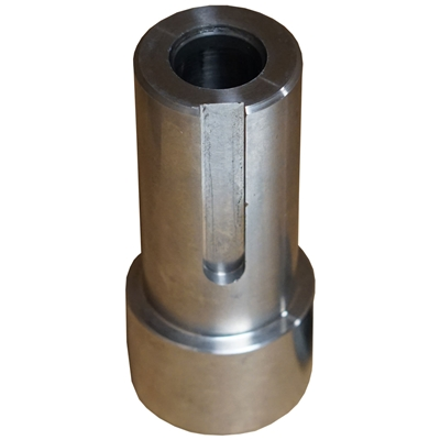 "J609B Shaft Sleeve Adapter 7/8"" Tapered Shaft Into 1 7/16"" Diameter Straight Shaft Keyed"