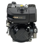 Kohler KD-350 6HP Diesel Engine Electric Start