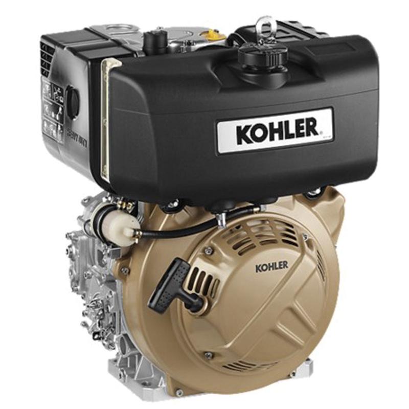 4-stroke Diesel Engines for Mowers, Tractors, Go-karts & More