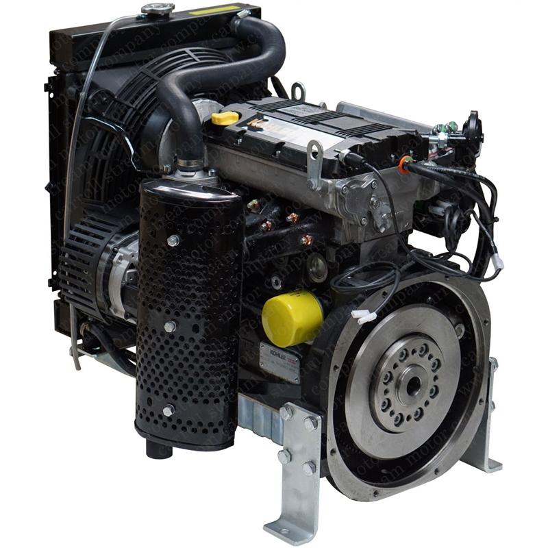 Kohler 23 HP Diesel Engine With Electric Start KDW1003-1001