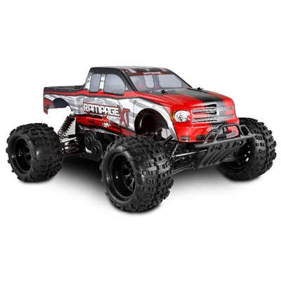 RAMPAGE XT 1/5 Scale Gas Monster Truck