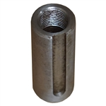 "5/8"" Threaded Shaft Sleeve Adapter To 7/8"" Straight Shaft Keyway"