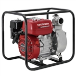 Honda 2-inch water pump with recoil start WB20