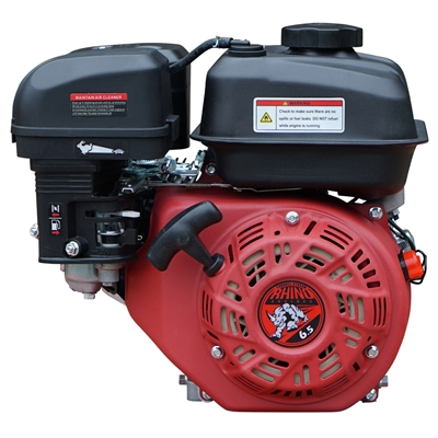 6.5HP 6:1 Gear Reduction Gas Engine