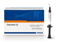 Calcimol LC Light-Curing Radiopaque Calcium Hydroxide Paste. Indications