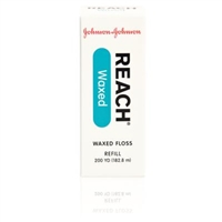 Reach Dental Floss Waxed Refill, 200 yards, 2749