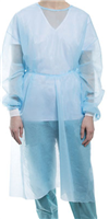 Valumax Isolation Gown With Knit Cuff