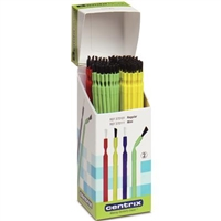 Benda Brush Regular, Assorted Colors, 144/Pkg., 370101