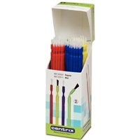 Benda Brush Mini, Fine, Assorted Colors, 144/Pkg., 370111