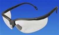 ProVision Sphere-X Wraps Black frame, clear lens, 3707