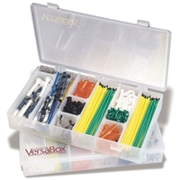 Benda Micro Applicators Fine, Assortment, 4 x 100 Applicators, 380006
