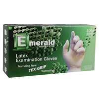 EMERALD POWDER FREE X SMALL 5990 10 BOXES