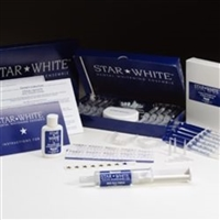 Star*White TouchUp Kit - 6 syringes of 16% Carbamide Peroxide,