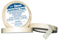 "Defend 1"" x 60 yds Roll Autoclave Sterilization Indicator Tape. For use in autoclave, dry heat."