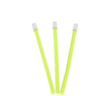 BeeSure Saliva Ejectors - Green 100/Box. Fixed tip with smooth edges ensures