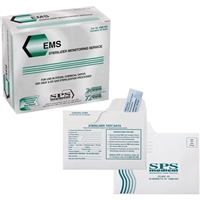EMS Sterilizer Monitoring Service 52/Box, EMS-052