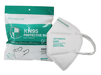 KN95 Disposable Face Mask 10 Pack