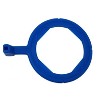 3D Dental X-Ray Positioning Aiming Ring - Anterior, Blue. Compare to XCP / BAI