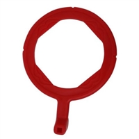 3D Dental X-Ray Positioning Aiming Ring - Bitewing, Red. Compare to XCP / BAI