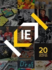 Cover of Kiek 20 years of Splotter