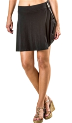 skirt bicycling dancing business casual office attire